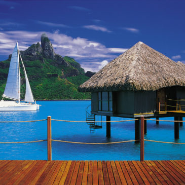 Honeymoon in Paridise! Bora Bora, Tahiti
