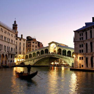 Rendezvous in Venice, Italy