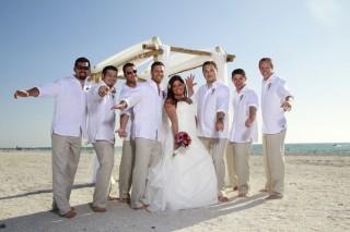 Trending Mens Fashion For Beach Weddings