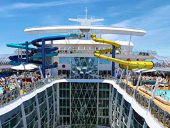 Royal Caribbean Cruise Ships With Water Slides   Fitbudha.com