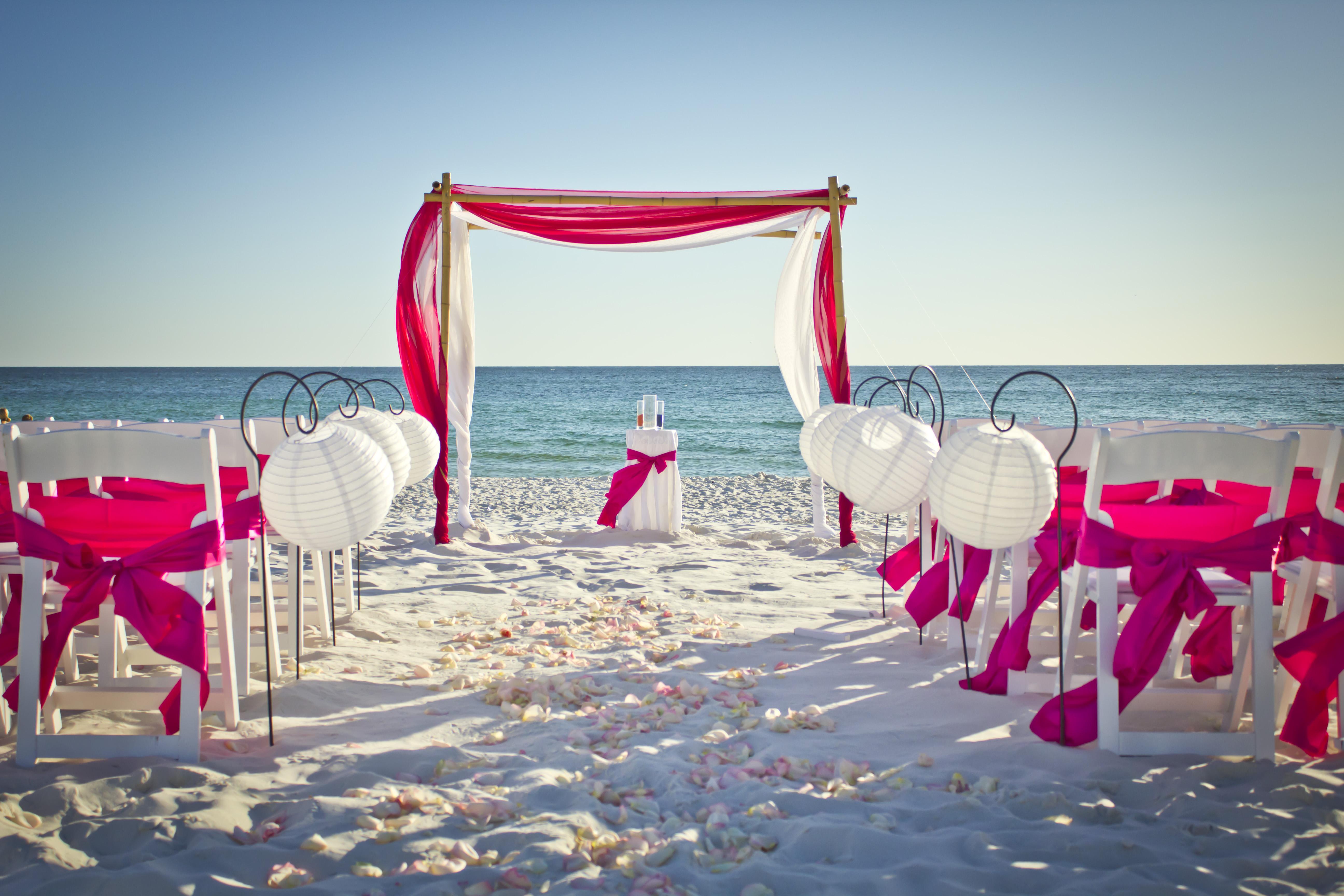 Wedding on the beach - Beach Wedding