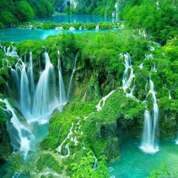 Waterfalls, Waterfalls