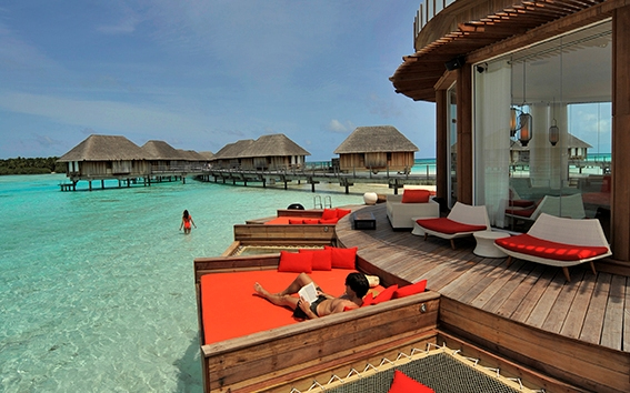 Up and Coming Hot Spot: Maldives