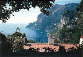 Breathtaking Capri Island