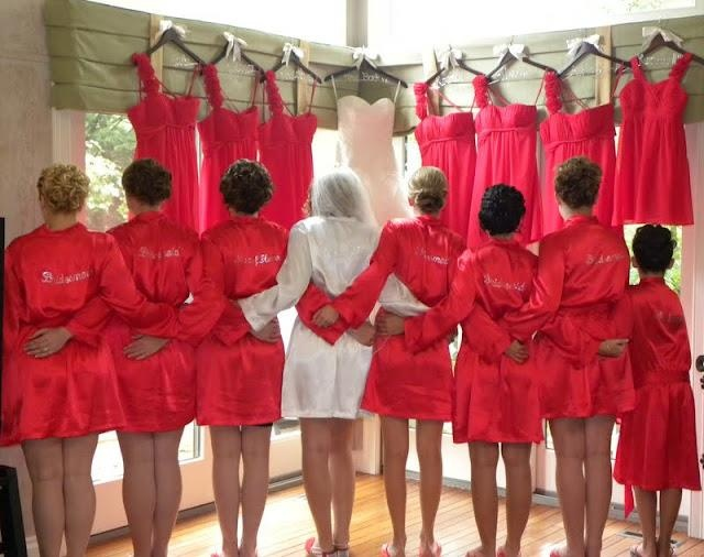 popular style purchase original in stock Picking Your Bridal Party - Honey Ties