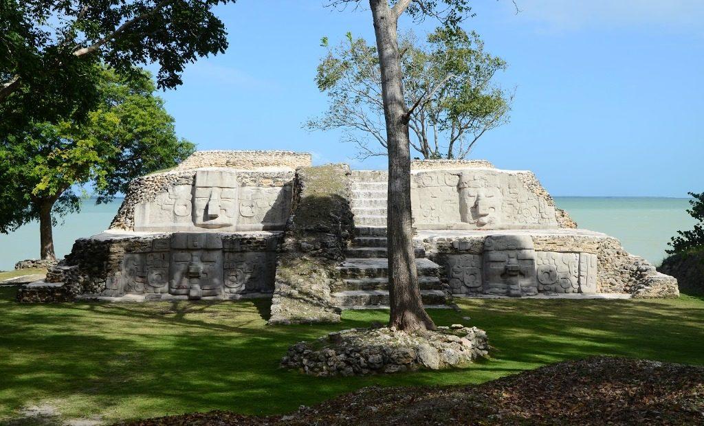 Cerros Ruins Corozal, Belize